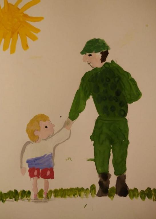 целью мой папа военнослужащий картинки пожалуйста, эту