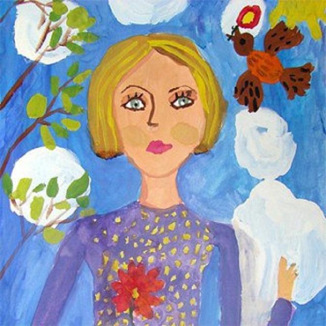 Днем друзей, рисунок для мамы для детей 6 лет