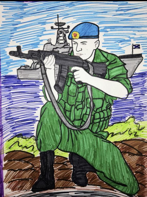 Картинки нашей родины солдаты